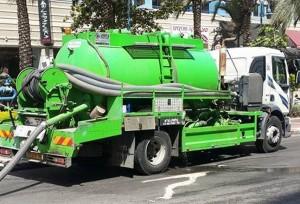 משאית-ביובית